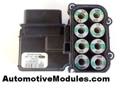 1998 2003 Ford Windstar Abs Brake Control Module Rebuild It For You In 24 Hours